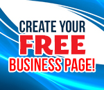 Create your FREE business page today!